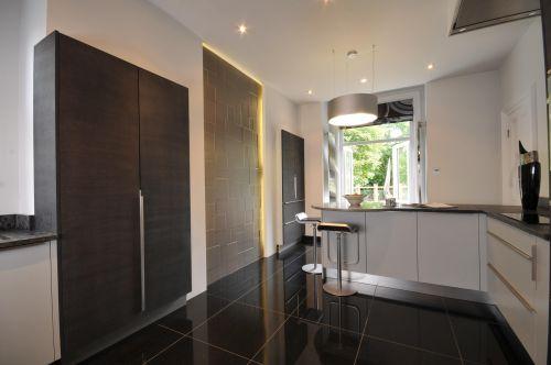 Modern kitchen, 2012