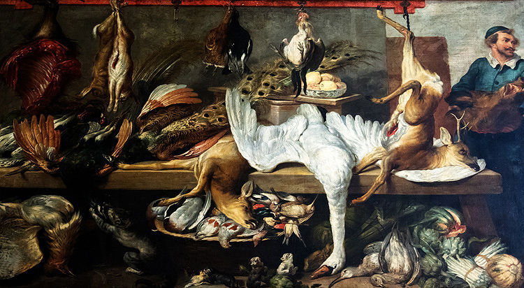 Frans Snyders (The Butchers Stall)