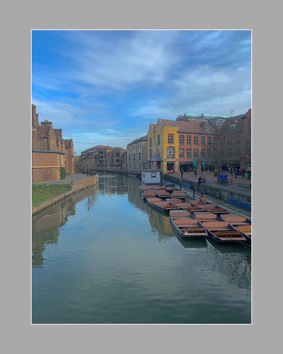 Cambridge During Lockdown 4 (M Konradt)
