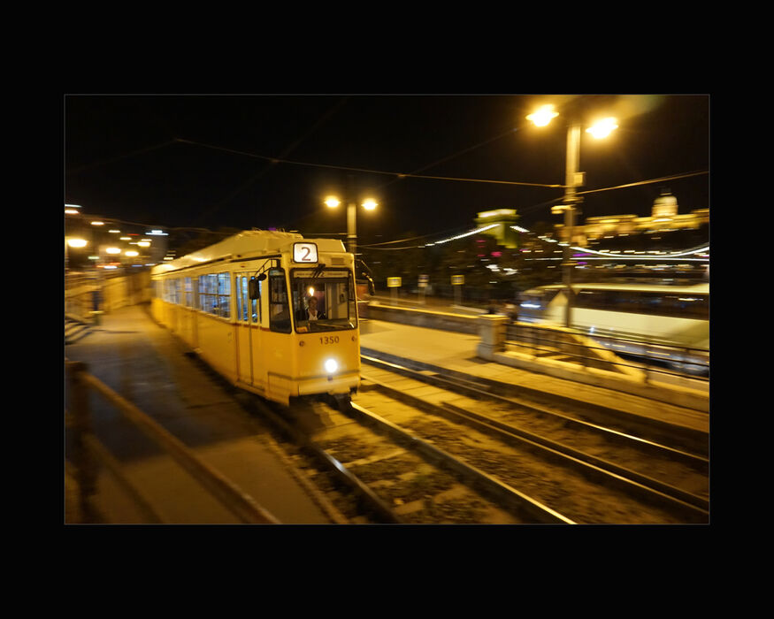Late Night Tram (#102)