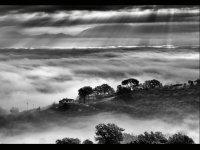 Dawn Mist in Umbria