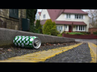Don't Drink & Drive, Finish the Can