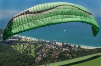 Paragliding, Rio de Janeiro