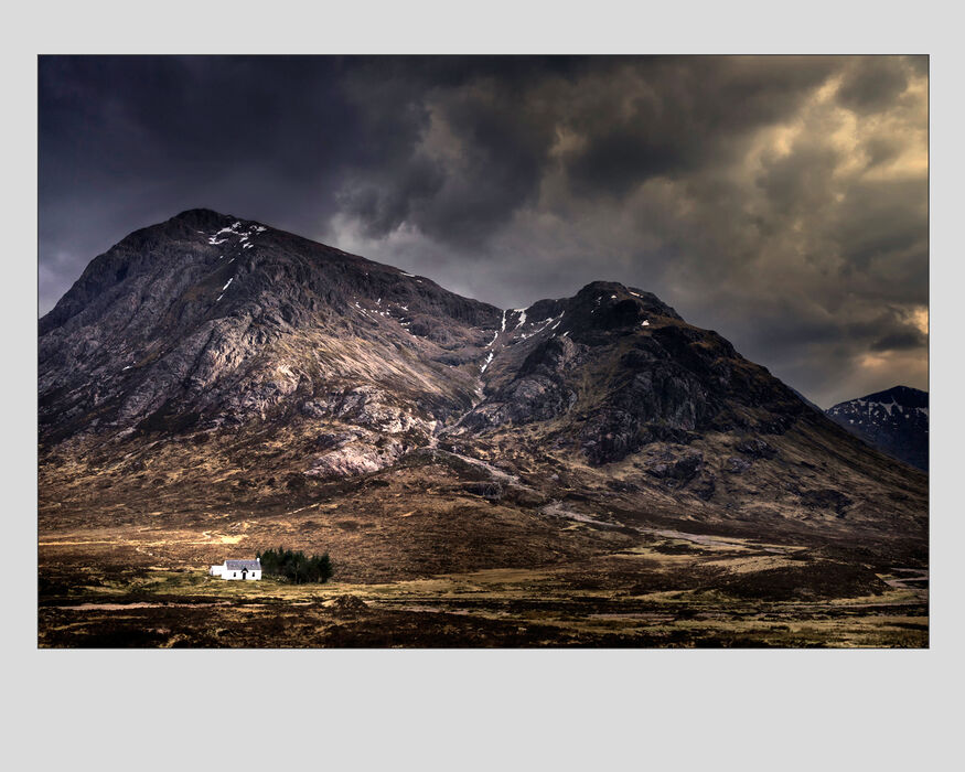 Storm Over Glencoe (#301)
