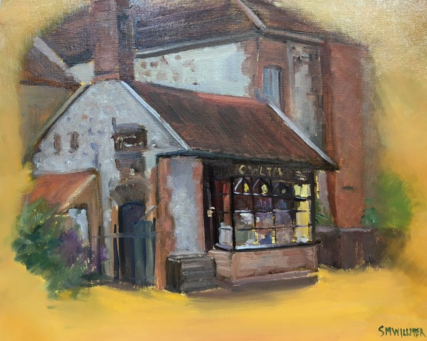 Shop study in Holt