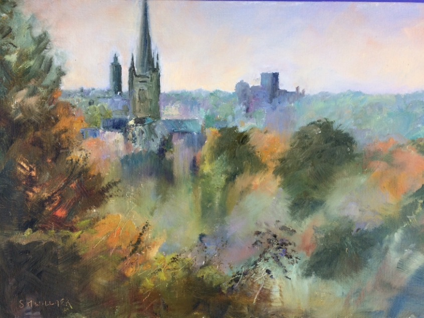 Overlooking Norwich SOLD