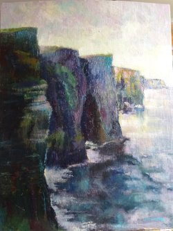 Cliffs of Moher SOLD