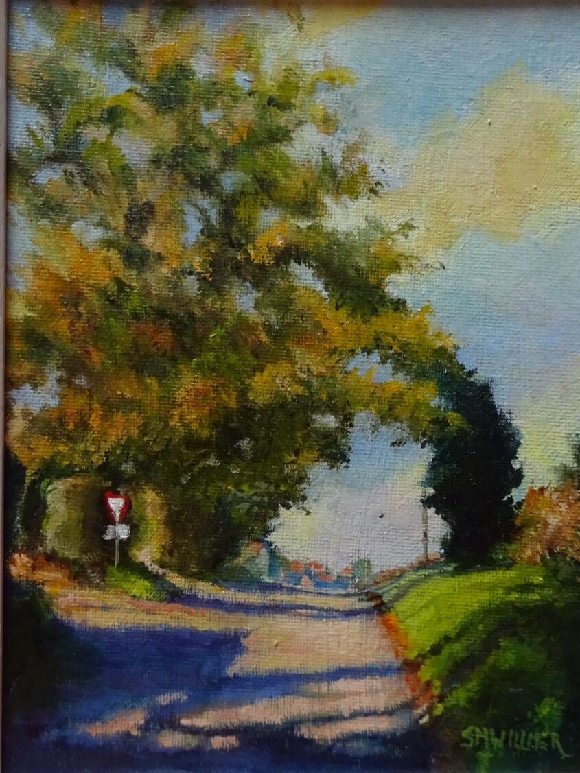 Approaching Woodton .....S Norfolk