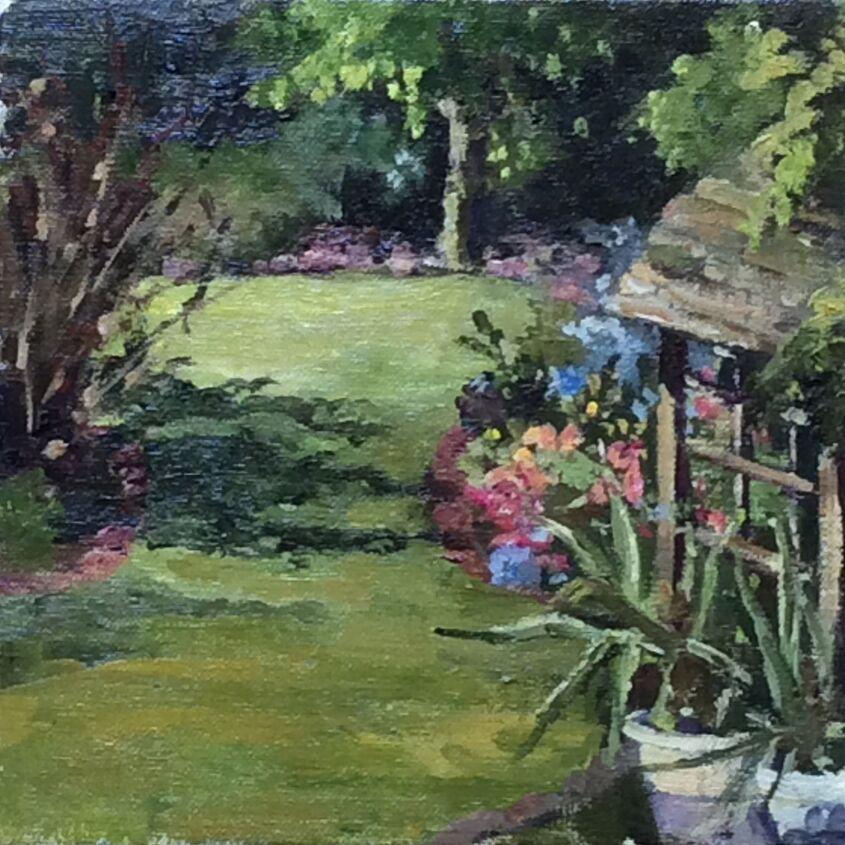 'Lockdown 'Garden