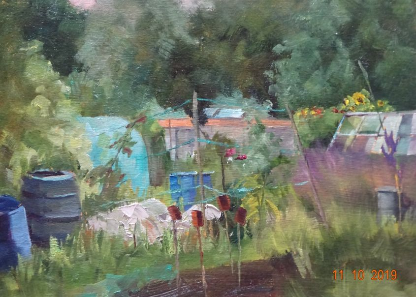 'The Happy Muddle that is Allotments'
