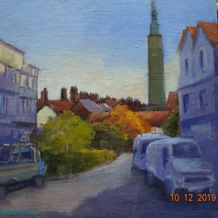 Upper St Giles Norwich