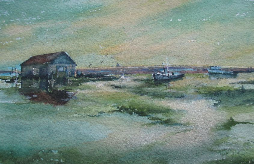 The Boathouse.   SOLD