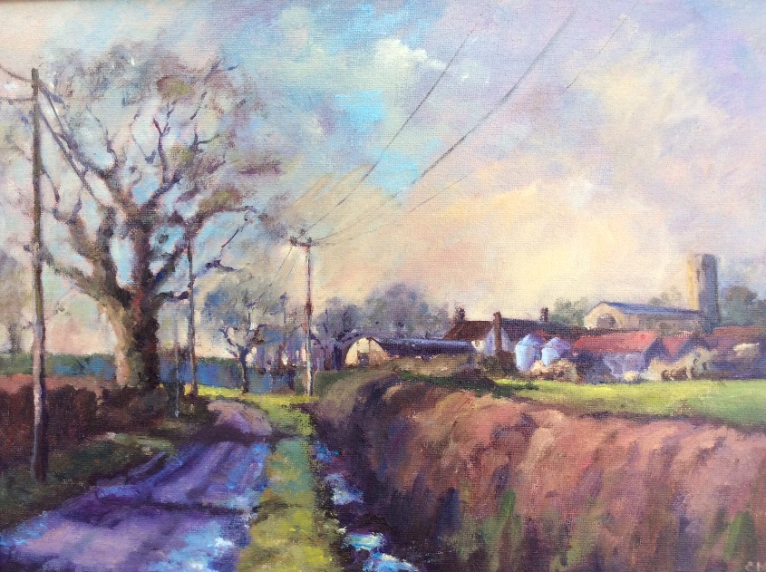 Bedingham  South Norfolk SOLD