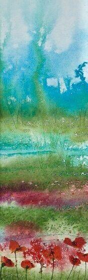Poppy meadows 2
