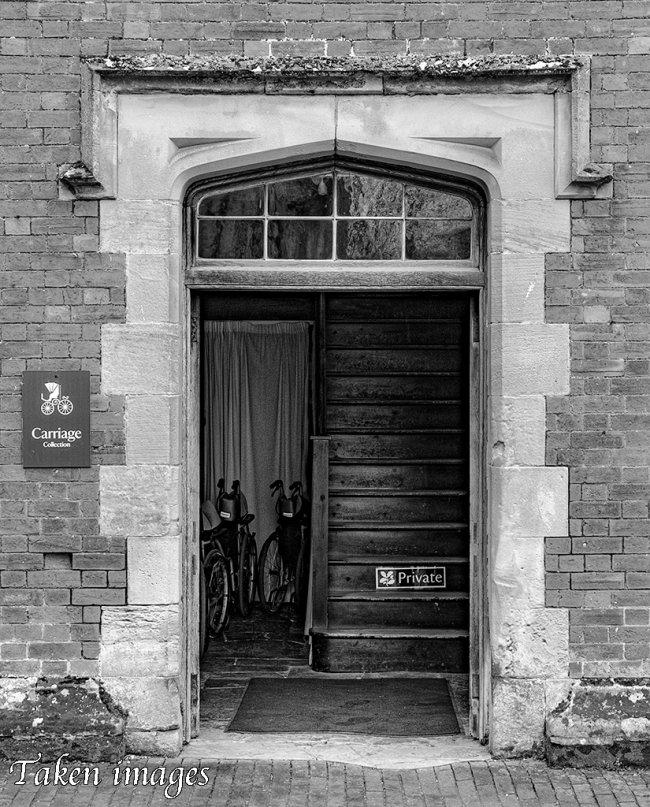 Carriage Door #2
