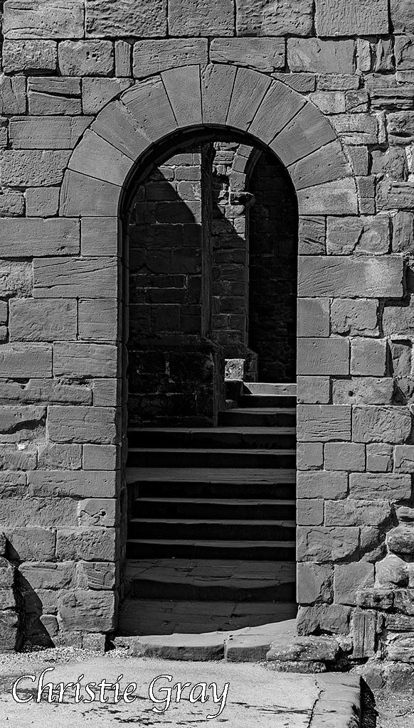 Keep entrance