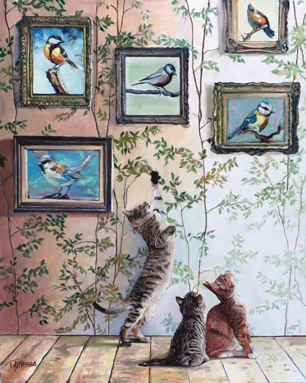 The Art of Birdwatching