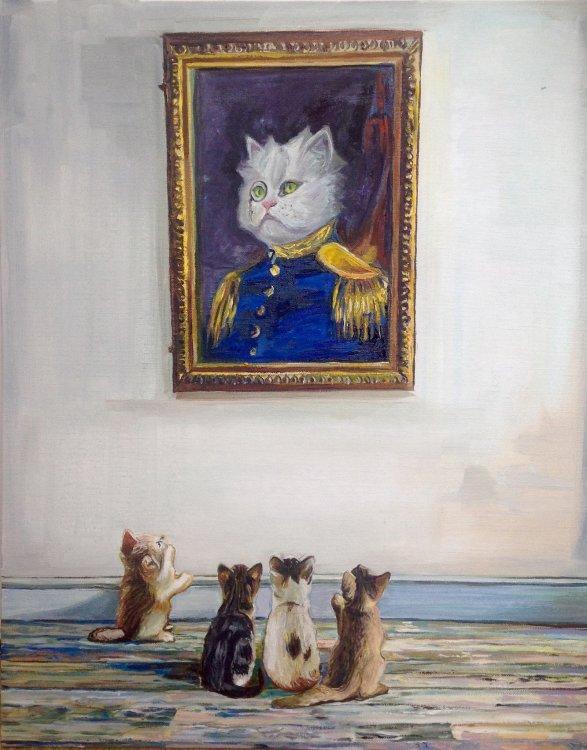 Sgt. Kitty