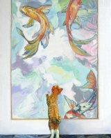 Gallery cat