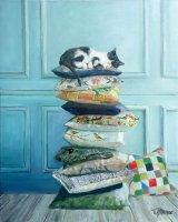 Cushion Kitty