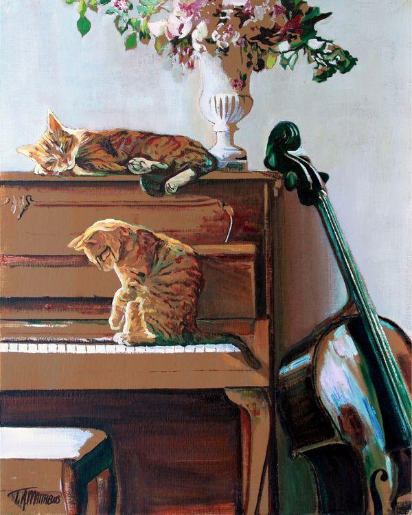 Pianissimeow