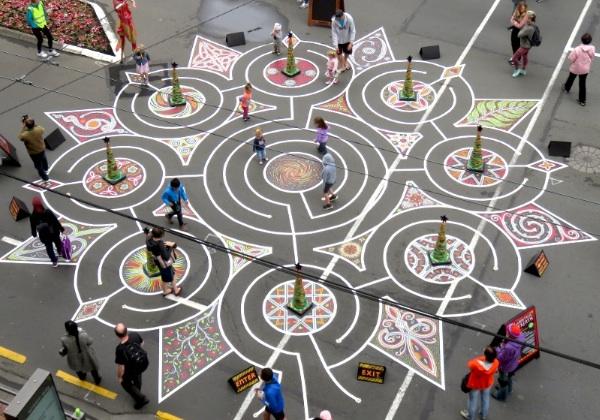 Lambton Labyrinth