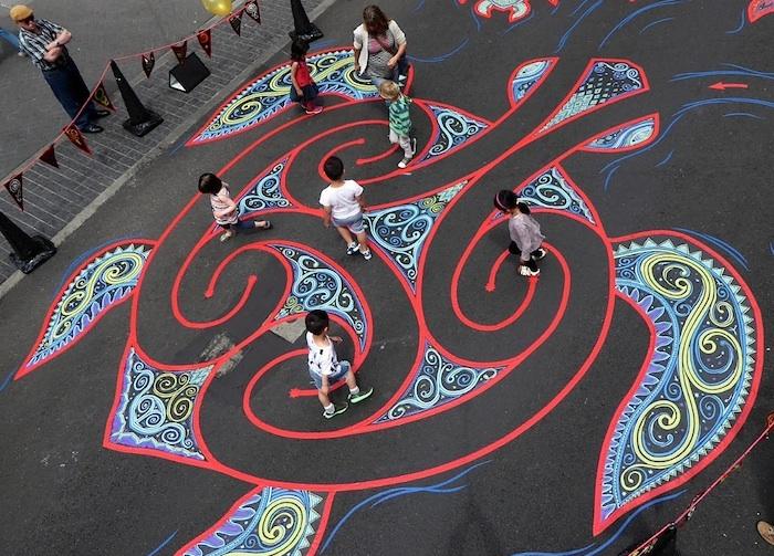 Turtle Labyrinth