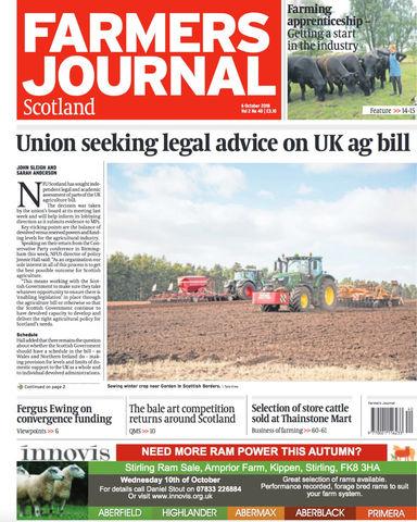 Farmers Journal Scotland