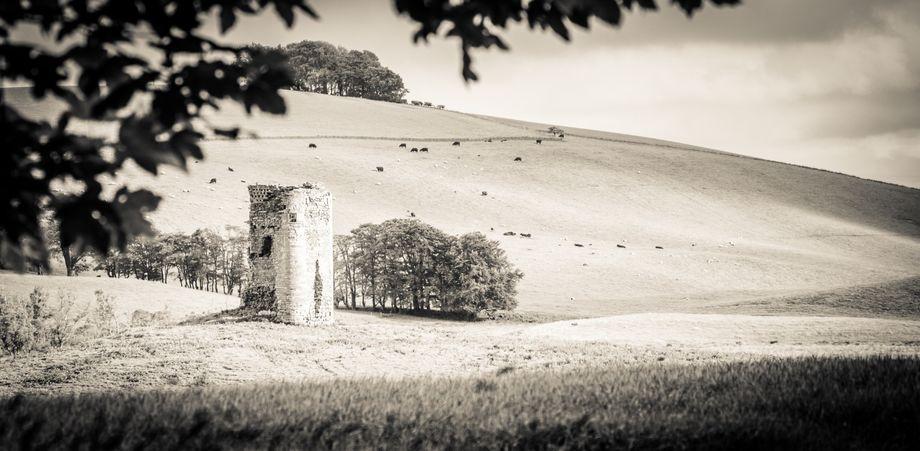Corsbie Tower - creamtone
