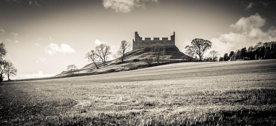 Hume Castle- creamtone