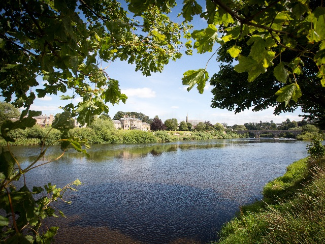 Kelso, River Tweed