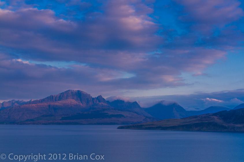 20120420-IMG 4754-Bla Bheinn, across Loch Eishort, An t-Eilean Sgitheanach
