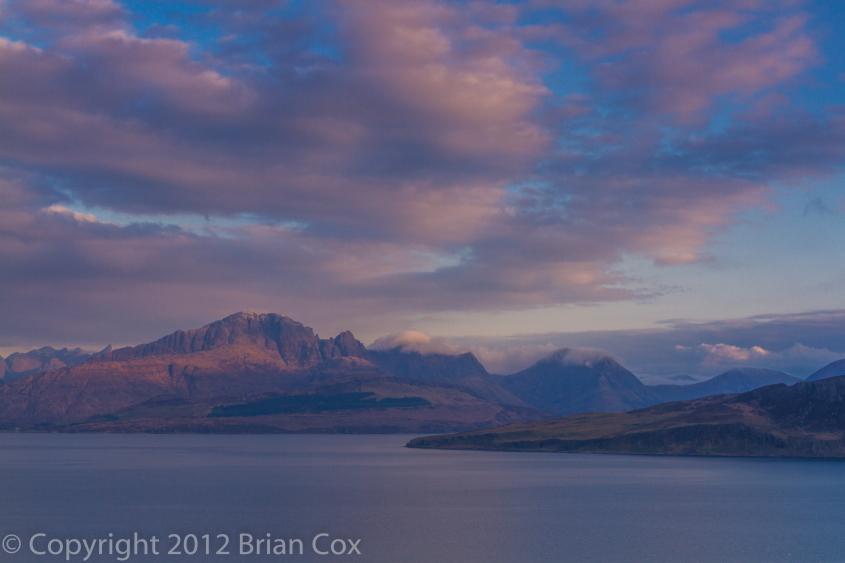 20120420-IMG 4755-Bla Bheinn, across Loch Eishort, An t-Eilean Sgitheanach