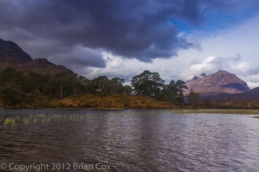 20120421-IMG 4793-Liathach, Loch Clair, Glen Torridon