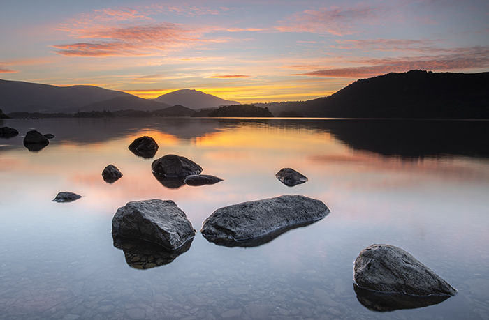 4.15am Derwent Water