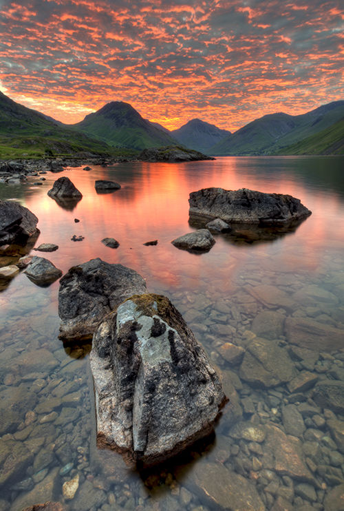 4.30am Wast Water