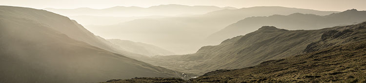 Above Honister