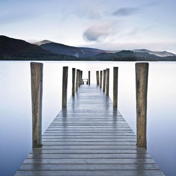 Ashness Landing Derwent Water