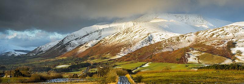 Winter Blencathra