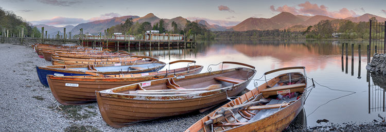 Keswick Boat Landings