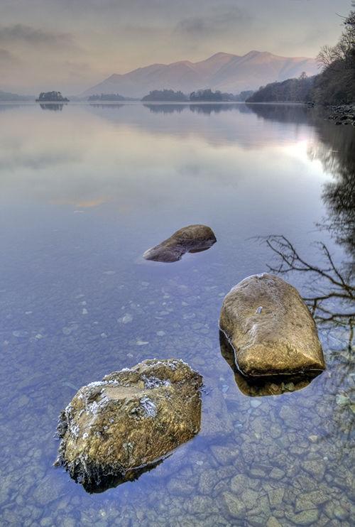 Calm Morning Derwent Water