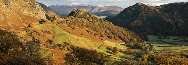 Autumn Castle Crag