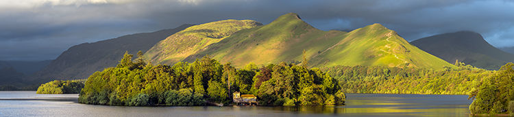 Cat Bells from Crow Park