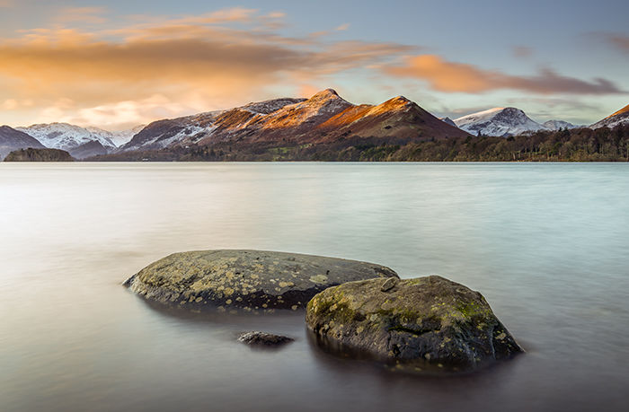 Cat Bells from Isthmus Bay