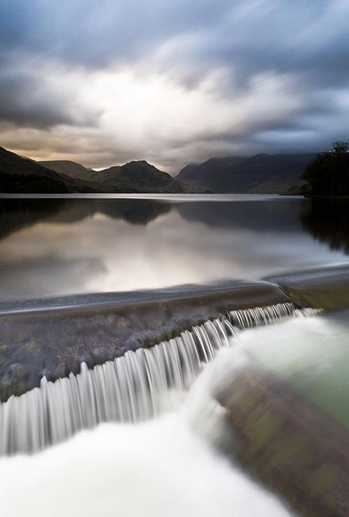 Dawn Crummock Water