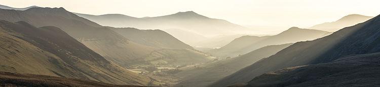 Dawn Newlands Valley