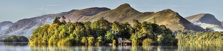 Derwent Isle from Crow Park
