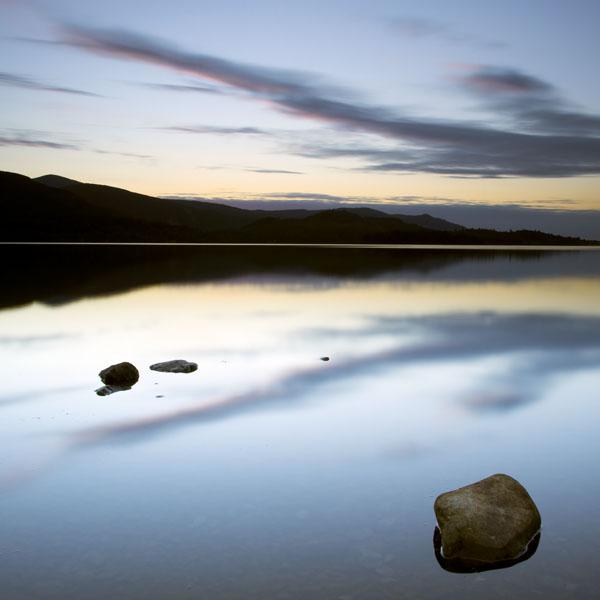 Evening Light Derwent Water
