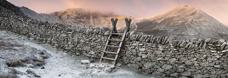 Hole in the Wall Helvellyn