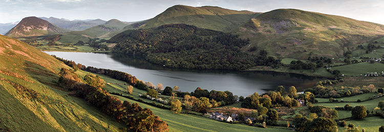 Loweswater from Askill Knott